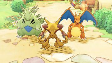 Immagine -4 del gioco Pokémon Mistery Dungeon: Squadra di Soccorso DX per Nintendo Switch