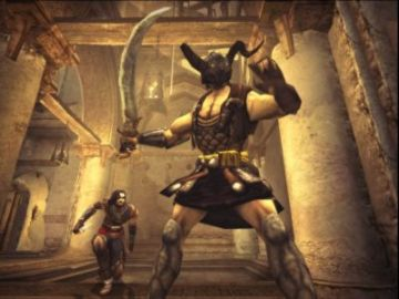 Immagine -4 del gioco Prince of Persia: I due Troni per PlayStation 2