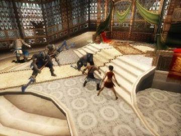 Immagine -2 del gioco Prince of Persia: Le sabbie del Tempo per Playstation 2