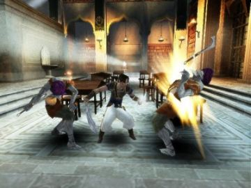 Immagine -3 del gioco Prince of Persia: Le sabbie del Tempo per Playstation 2