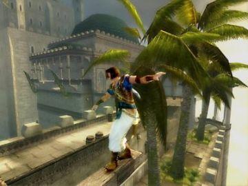 Immagine -1 del gioco Prince of Persia: Le sabbie del Tempo per Playstation 2