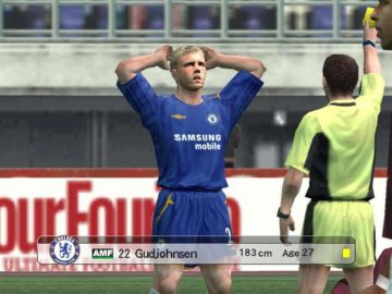 Immagine -2 del gioco Pro Evolution Soccer 5 per Playstation 2
