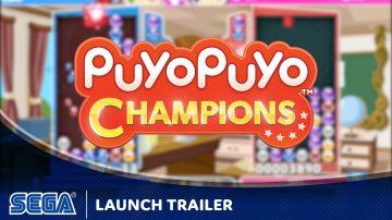 Immagine -1 del gioco Puyo Puyo Champions per PlayStation 4