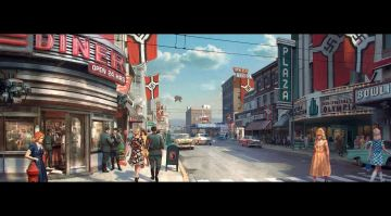 Immagine -4 del gioco Wolfenstein II: The New Colossus per Playstation 4
