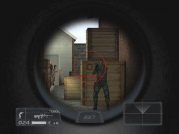 Immagine -5 del gioco Rainbow six 3 per PlayStation 2