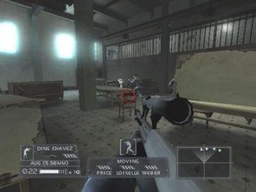 Immagine -15 del gioco Rainbow six 3 per PlayStation 2