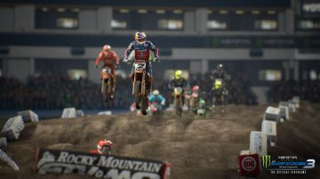 Immagine -1 del gioco Monster Energy Supercross - The Official Videogame 3 per Xbox One