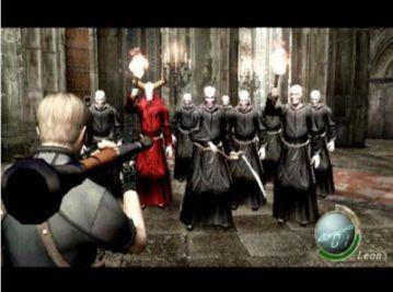 Immagine -5 del gioco Resident Evil 4 per PlayStation 2