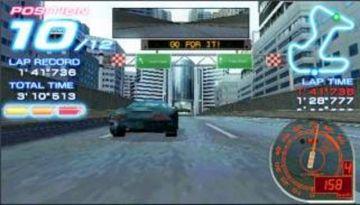 Immagine -3 del gioco Ridge Racer per Playstation PSP