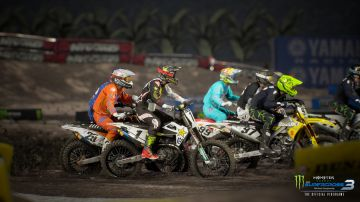 Immagine 0 del gioco Monster Energy Supercross - The Official Videogame 3 per Nintendo Switch