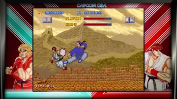 Immagine -4 del gioco Street Fighter 30th Anniversary Collection per PlayStation 4