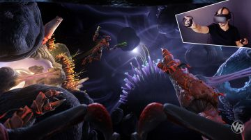 Immagine -2 del gioco Space Junkies per PlayStation 4