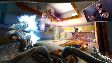 Immagine -4 del gioco Space Junkies per PlayStation 4