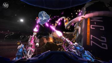 Immagine -1 del gioco Space Junkies per PlayStation 4