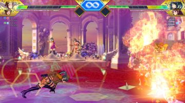 Immagine 0 del gioco SNK HEROINES Tag Team Frenzy per Nintendo Switch