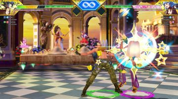 Immagine -4 del gioco SNK HEROINES Tag Team Frenzy per Nintendo Switch
