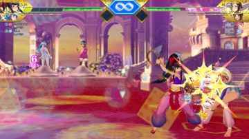 Immagine -1 del gioco SNK HEROINES Tag Team Frenzy per Playstation 4