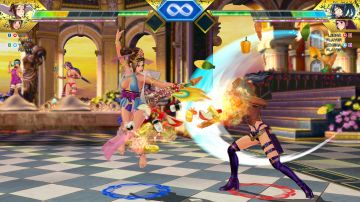 Immagine -2 del gioco SNK HEROINES Tag Team Frenzy per Nintendo Switch