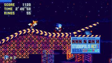 Immagine -1 del gioco Sonic Mania per Playstation 4