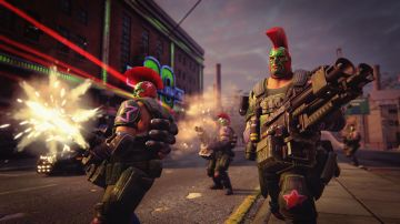 Immagine -3 del gioco Saints Row: The Third Remastered per PlayStation 4