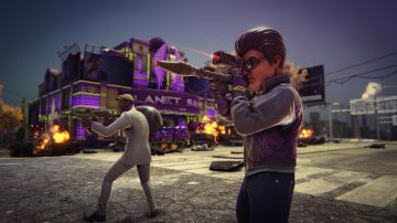 Immagine 0 del gioco Saints Row: The Third Remastered per PlayStation 4