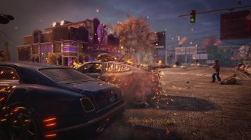 Immagine -1 del gioco Saints Row: The Third Remastered per PlayStation 4