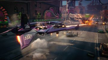 Immagine -2 del gioco Saints Row: The Third Remastered per PlayStation 4