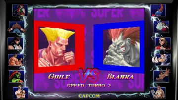Immagine -10 del gioco Street Fighter 30th Anniversary Collection per PlayStation 4