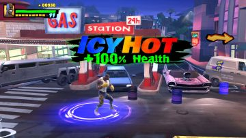 Immagine -12 del gioco Shaq Fu: A Legend Reborn per PlayStation 4