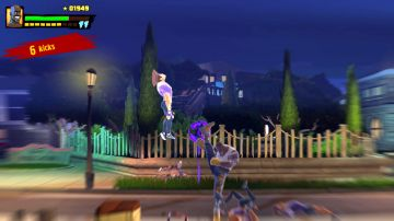 Immagine -5 del gioco Shaq Fu: A Legend Reborn per Playstation 4
