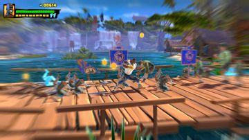 Immagine -4 del gioco Shaq Fu: A Legend Reborn per PlayStation 4