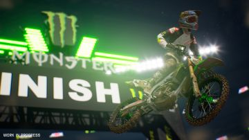 Immagine -1 del gioco Monster Energy Supercross - The Official Videogame 2 per PlayStation 4