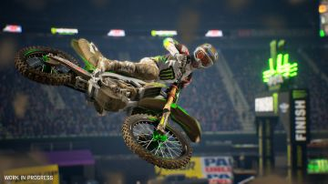 Immagine 0 del gioco Monster Energy Supercross - The Official Videogame 2 per Nintendo Switch