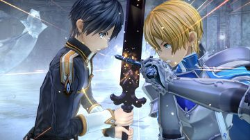 Immagine -3 del gioco Sword Art Online: Alicization Lycoris per PlayStation 4