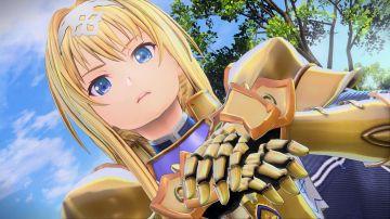 Immagine -11 del gioco Sword Art Online: Alicization Lycoris per PlayStation 4