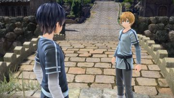 Immagine -5 del gioco Sword Art Online: Alicization Lycoris per PlayStation 4
