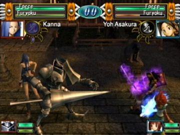 Immagine -3 del gioco Shaman King: Power of Spirit per PlayStation 2