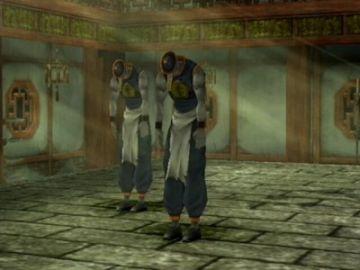 Immagine -2 del gioco Shaman King: Power of Spirit per PlayStation 2