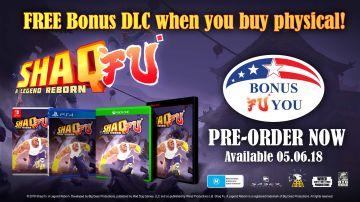 Immagine -2 del gioco Shaq Fu: A Legend Reborn per Xbox One