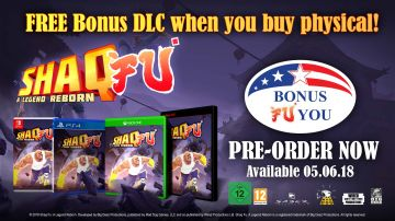 Immagine -2 del gioco Shaq Fu: A Legend Reborn per PlayStation 4