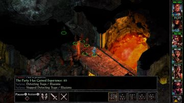 Immagine -3 del gioco The Baldur's Gate: Enhanced Edition per Nintendo Switch