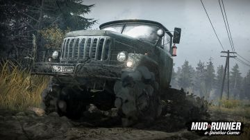 Immagine -5 del gioco Spintires: MudRunner per PlayStation 4