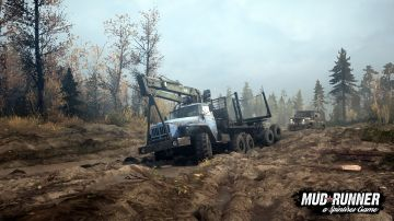 Immagine -4 del gioco Spintires: MudRunner per PlayStation 4