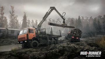 Immagine -2 del gioco Spintires: MudRunner per PlayStation 4
