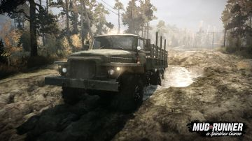 Immagine -3 del gioco Spintires: MudRunner per PlayStation 4