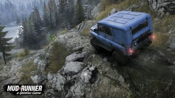 Immagine 0 del gioco Spintires: MudRunner per PlayStation 4