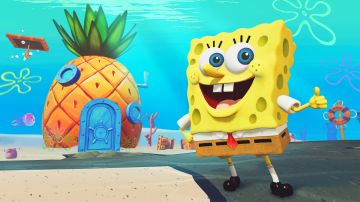 Immagine -4 del gioco Spongebob SquarePants: Battle for Bikini Bottom - Rehydrated per Nintendo Switch