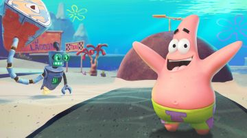 Immagine -3 del gioco Spongebob SquarePants: Battle for Bikini Bottom - Rehydrated per Nintendo Switch