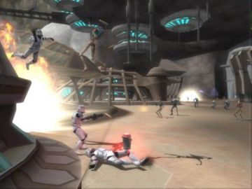 Immagine -5 del gioco Star Wars Battlefront II per PlayStation 2