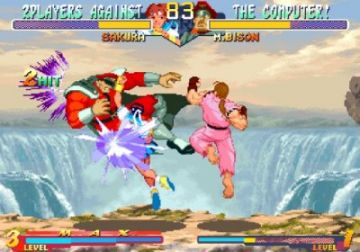 Immagine -3 del gioco Street Fighter Alpha Anthology per Playstation 2